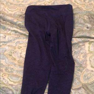 Zella Purple leggings